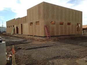 October 16, 2014 building
