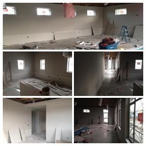 December 11 2014 inside drywall