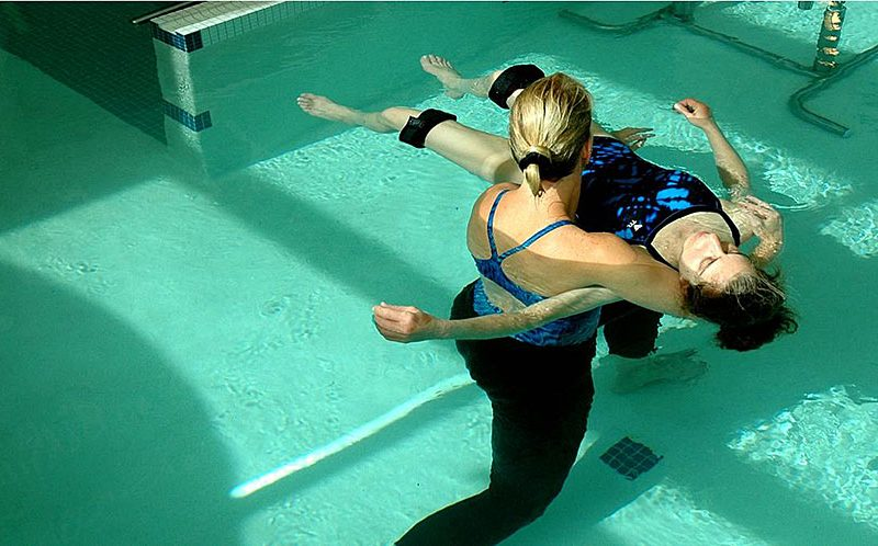Aquatic Physical Therapy And Exercise Classes