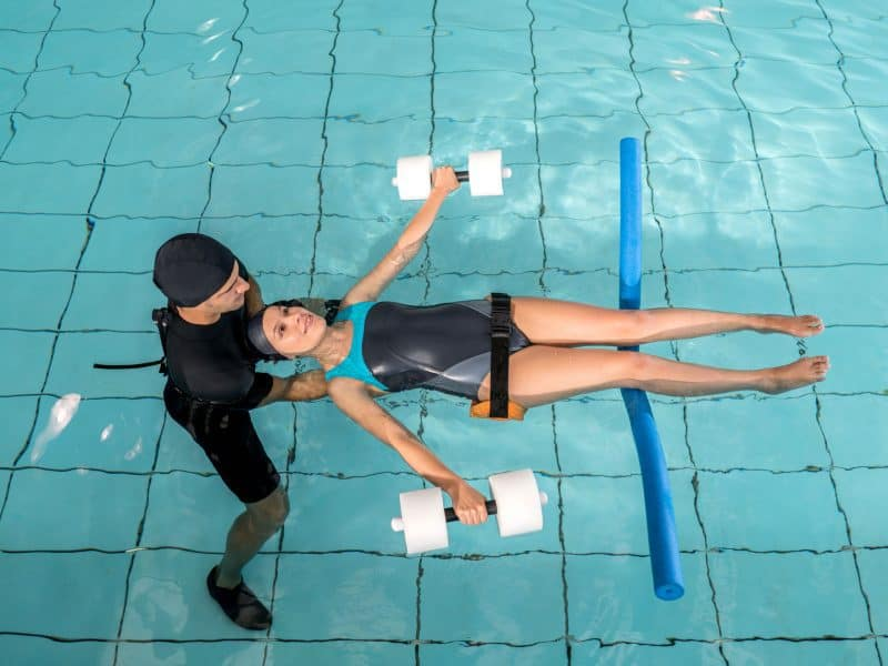 Water Therapy For Improved Range Of Motion And Endurance